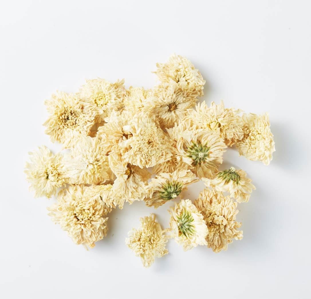 小产区黄山贡菊